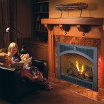 Lopi 864 TRV GS Fireplace