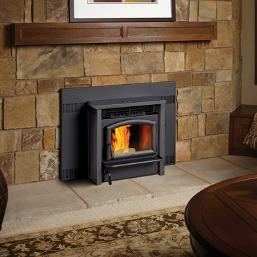 pellet fireplace inserts b d stoves. Black Bedroom Furniture Sets. Home Design Ideas