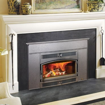 Wood Fireplace Inserts – B&D Stoves