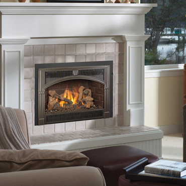 Gas Fireplace Inserts – B&D Stoves