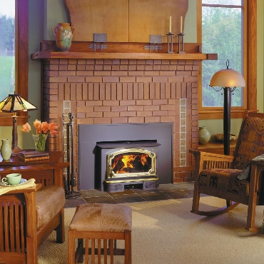 Wood Fireplace Inserts B Amp D Stoves