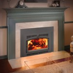 Lopi Large Flush Wood Fireplace Insert