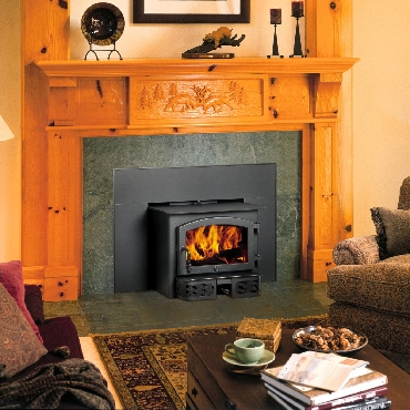 Wood Fireplace Inserts B D Stoves