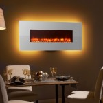 SimpliFire-Wall-Mount-58-White-Orange-Flame-Gold-color