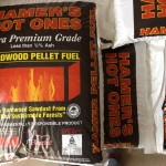 Hamer's Hot Ones Hardwood  Pellets