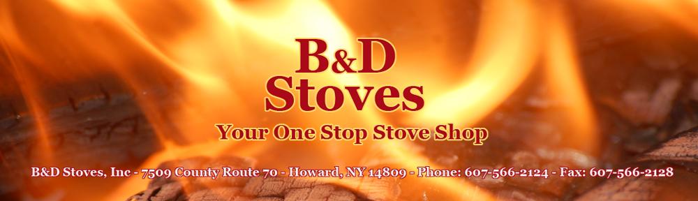 B&D Stoves